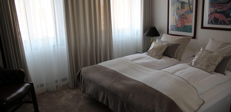 Book overnatning i flot superior værelse på Park Hotel Frederikshavn