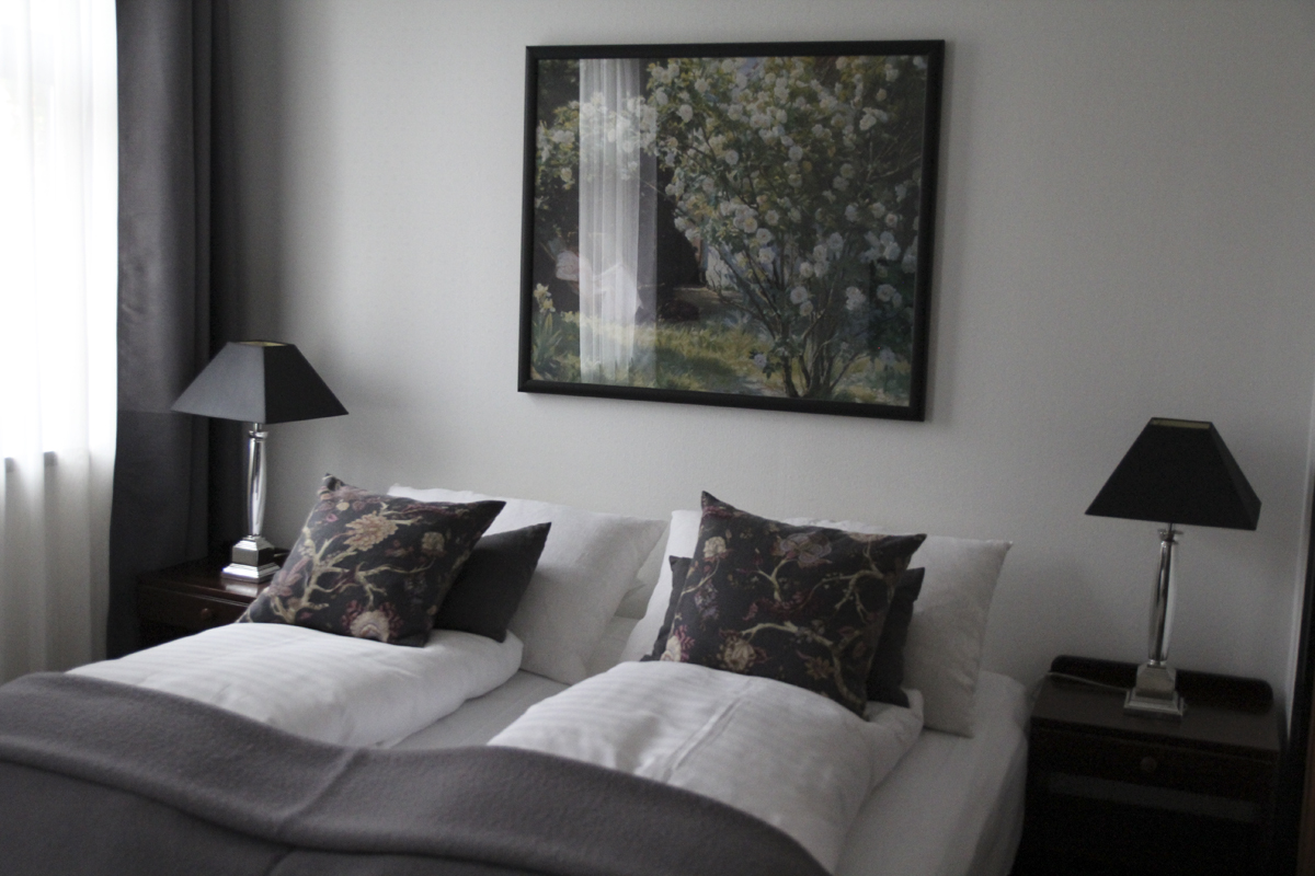Superior dobbeltværelse Frederikshavn
